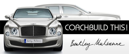 Bentley Mulsanne coachbuild