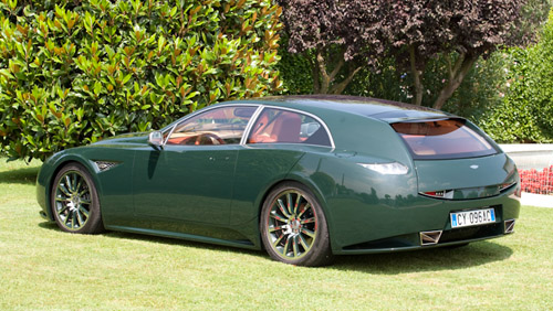 Boniolo Aston Martin EG Shooting Brake