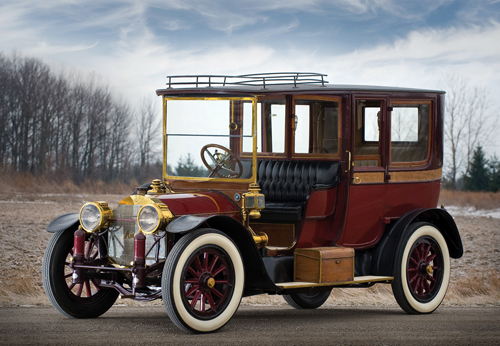Brewster Mercedes 22/50 PS Town Car