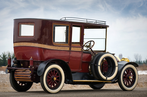 Brewster Mercedes 22/50 PS Town Car 1914