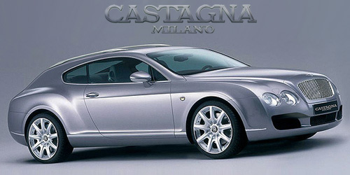 Castagna Bentley Continental GT Shooting Brake