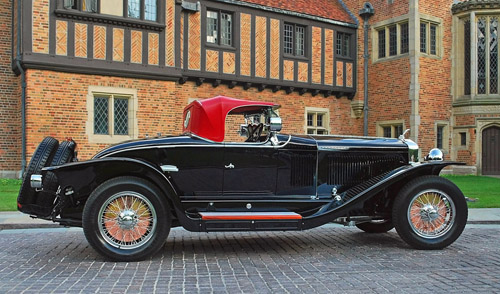 Fleetwood Isotta-Fraschini Tipo 8A S Roadster