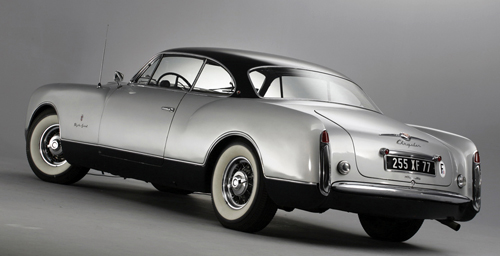 Ghia Chrysler Thomas Special Coupe