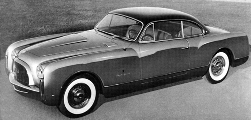 Ghia Chrysler GS1 Thomas Special Coupe
