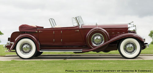 LeBaron Chrysler Custom Imperial Series CL Phaeton