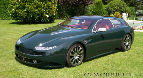 Aston Martin EG Shooting Brake