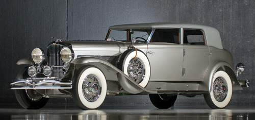 Rollston Duesenberg Model J Torpedo Sedan J546