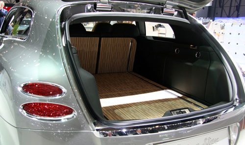 Touring Bentley Continental GT Flying Star Shooting Brake