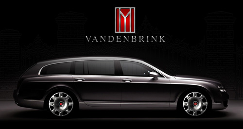 Vandenbrink Bentley Continental Flying Spur Estate