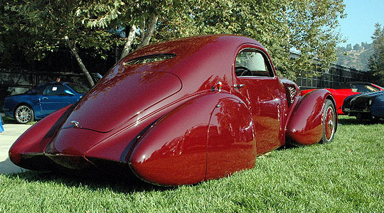 COACHBUILD.com • View topic - Viotti Alfa Romeo on alfa romeo tz3 stradale zagato, alfa romeo 6c 1750 zagato, alfa romeo giulia zagato, alfa romeo 1600 junior zagato,