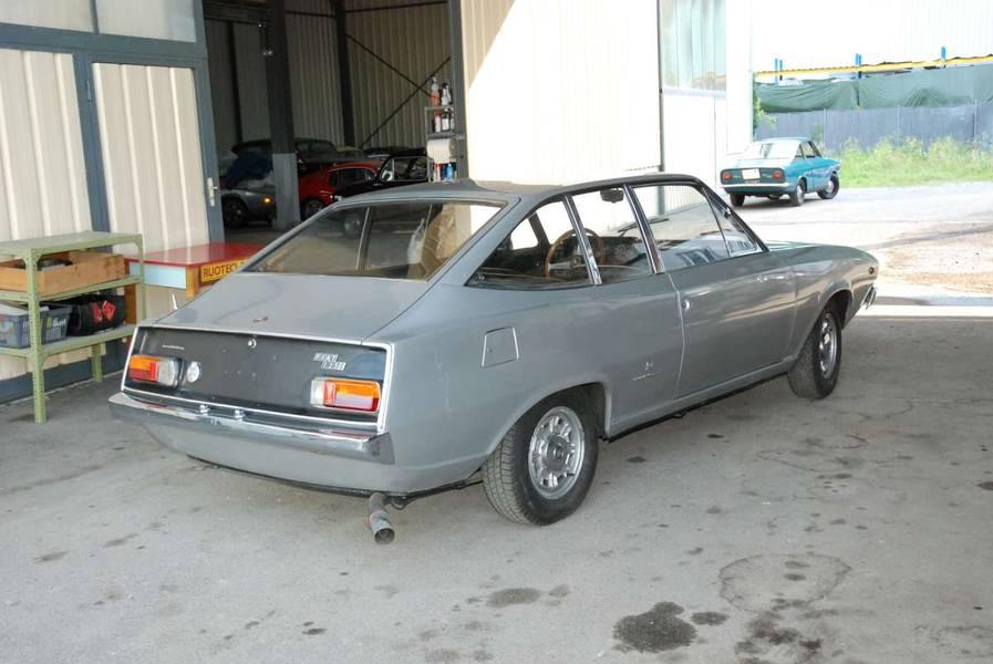 Coachbuild View Topic Michelotti Fiat 125
