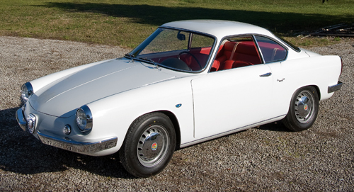 Allemano Abarth 850 Coupe