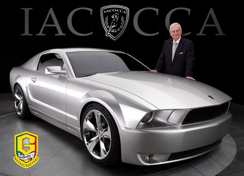 Gaffoglio Iacocca Ford Mustang