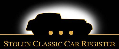 Stolen Classic Car Register