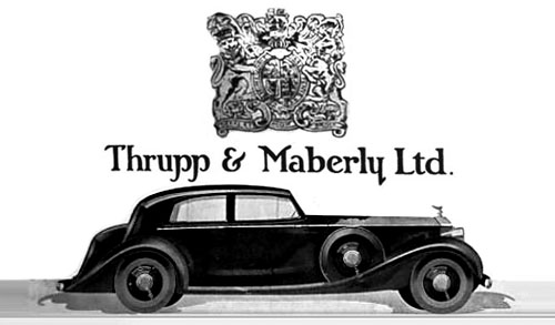 Thrupp & Maberly Ltd.