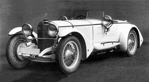 Thrupp & Maberly Mercedes 680S Hunting Car 1927